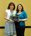 2017 Clyde V. Bartlett Distinguished Service Award - Sharon Rieke