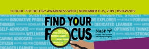 School Psychology Awareness Week 2019